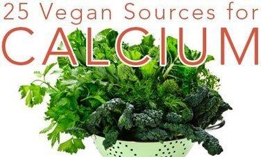 25 Vegan Sources for Calcium   The Nice Life   Scoop.it