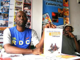 Asimba Bathy : « La bande dessinée permet à la jeunesse de développer son sens de l'imagination » | Radio Okapi | CONGOPOSITIF | Scoop.it