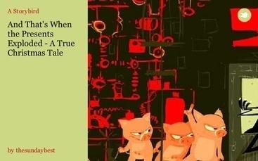Storybird - Artful storytelling | Creating and Publishing eBooks | Scoop.it
