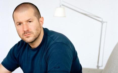 Le designer d'Apple Jonathan Ive livre ses petits secrets   DESIGN   Scoop.it