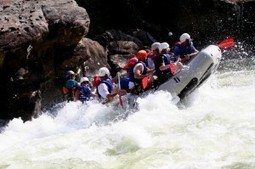 Bucket Worthy: White Water Rafting | LowFares.com | Ad-Venture Outdoors | Scoop.it