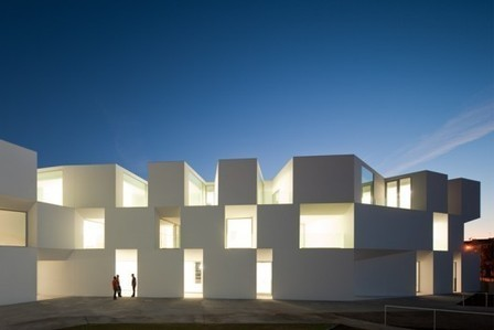 [Portugal] Alcácer do Sal Residences / Aires Mateus | The Architecture of the City | Scoop.it