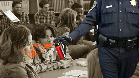 Judge Rules Police Are No Longer Allowed To Pepper Spray Students Whenever They Feel Like It - Counter Current News | Police Problems and Policy | Scoop.it