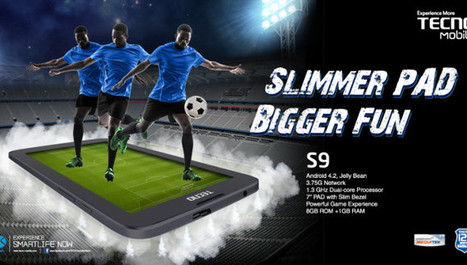 Tecno Launched Tecno S9 (Pad) See Expected Feat... | RegalBuyer - Nigeria's No1 Online Shop | Scoop.it