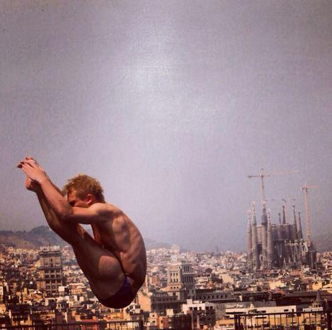 Tom Daley prend ses marques à Barcelone, Jack Laugher affûte ses cuisses de feu   16s3d: Bestioles, opinions & pétitions   Scoop.it