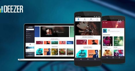 Deezer revamps discovery features to compete with Spotify and Apple | MUSIC:ENTER | Scoop.it
