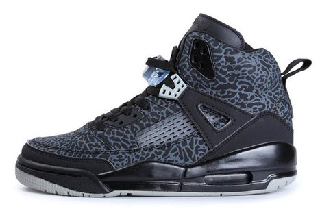 Men's Jordan Shoes Spizike 3.5 In Black/Grey-New Style | my love list | Scoop.it