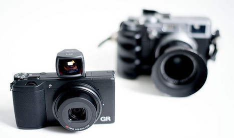 It arrived: Ricoh GR! first impressions « Mike Kobal | Ricoh GR | Scoop.it