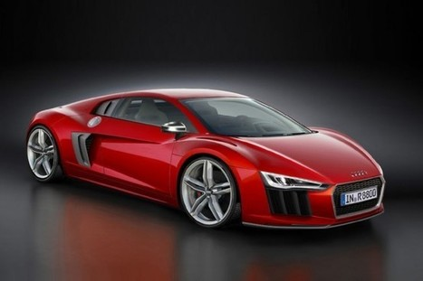 Finally, Here Comes the 2015 Audi R8 - SpeedLux | Technology | Scoop.it
