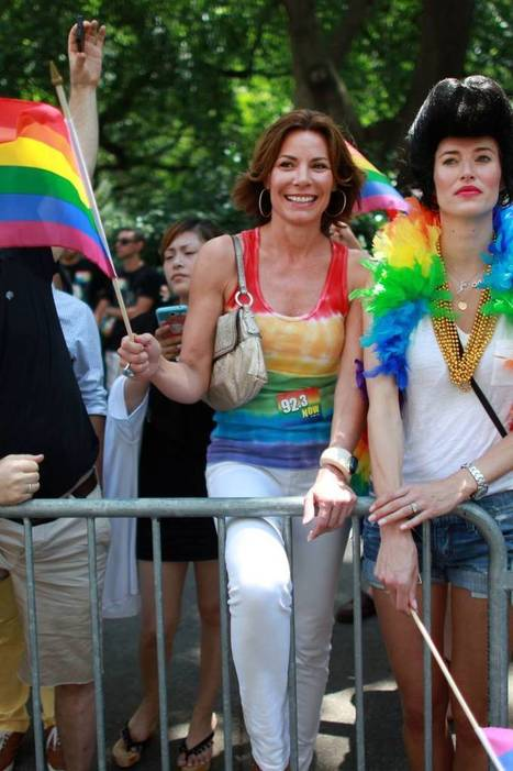 Street Style: All the Color at New York's Gay Pride Parade | Gay News | Scoop.it