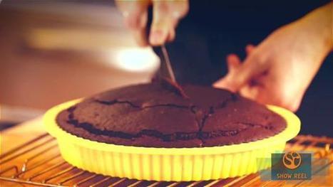 La torta cioccopere! Per i golosi coscienziosi. - Video D Repubblica | cupcake maniac | Scoop.it