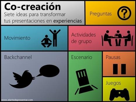 El Arte de Presentar – Siete ideas para transformar tus presentaciones en experiencias   Spanish boom   Scoop.it