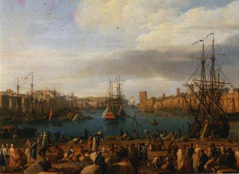 J'étudie un tableau de Joseph Vernet : le port de Marseille | Arts et FLE | Scoop.it