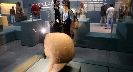 Le pharaon de légende Sésostris III déplace de nouveau les foules au musée des Beaux-Arts de Lille   Égypt-actus   Scoop.it