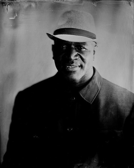 Immortalizing Evander 'The Real Deal' Holyfield with a Wet Plate Portrait - PetaPixel (blog) | Sport Photography | Scoop.it