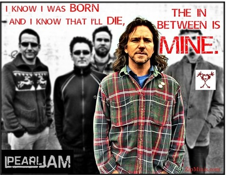 Pearl Jam & Neuroscience: Steps to Discover Your Self-Identity | Social Media, Memetics, and Cognitve Science | Scoop.it