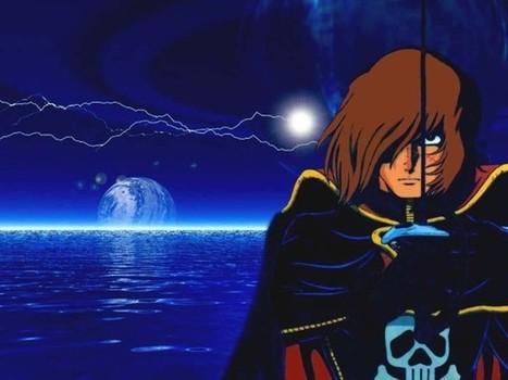 [animé - nostalgie] Albator 84 - épisode 7 : ' La vengeance' | Imaginaire et jeux de rôle : news | Scoop.it