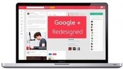 Redesign: So könnte Google+ aussehen [Bildergalerie] | Soziale Netzwerke - für Schule und Beruf nutzen | Scoop.it