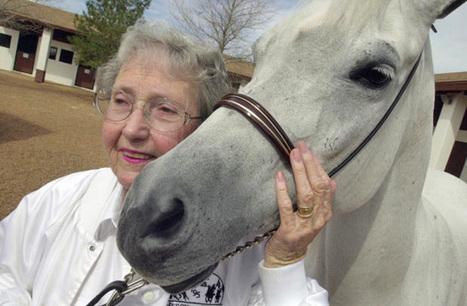 Arabian breeder Bazy Tankersley dies at 91 | Horsetalk.co.nz | CALS in the News | Scoop.it