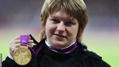 Ostapchuk stripped of gold medal | London Olympics 2012 controversies | Scoop.it