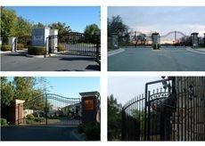 Sliding Gates Installation, Repairs & Maintenance   Find unique Design on Wrought Iron Gates in Roseville, Sacramento   Scoop.it