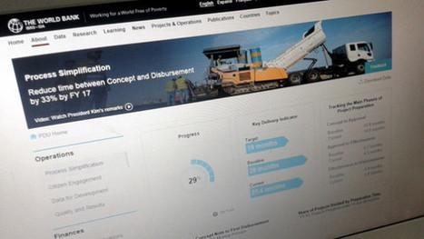 World Bank unveils new data visualization tool | Devex | Data for Development | Scoop.it