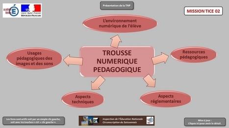 Trousse numérique pédagogique | Ressources pédagogiques numériques pour l'informatique et les TIC | Scoop.it