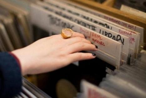 Londres mantém espaço para os discos de vinil   Livros Redes & Teias   Scoop.it