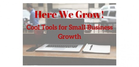 Tools for Small Business Growth | Social Media, Marketing and Promotion | Scoop.it