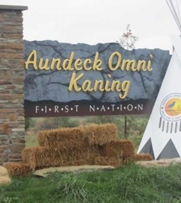 Aundeck Omni Kaning chief clarifies taxation issues - Manitoulin Expositor | CEDI Program | Scoop.it