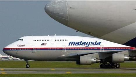 Malaysia plane carrying 239 people missing | Creating designs 'fit' for people! | Scoop.it