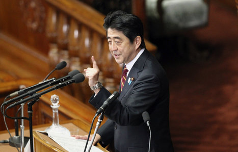 Japan to Begin Restarting Nuclear Plants, Premier Says   Energies without carbon   Scoop.it