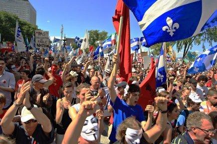L'Université Laval offre un cours sur le «printemps québécois» | Annie Mathieu | Éducation | histoire | Scoop.it