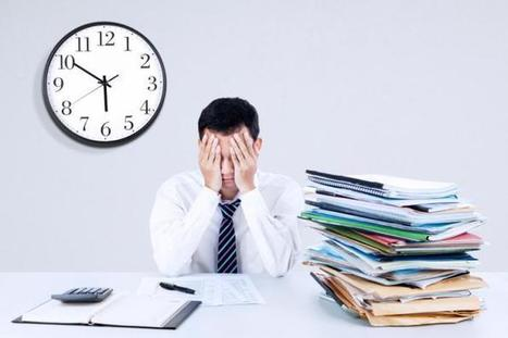 Psychiatric disorders more common among workaholics, study finds | Abnormal Psychology | Scoop.it