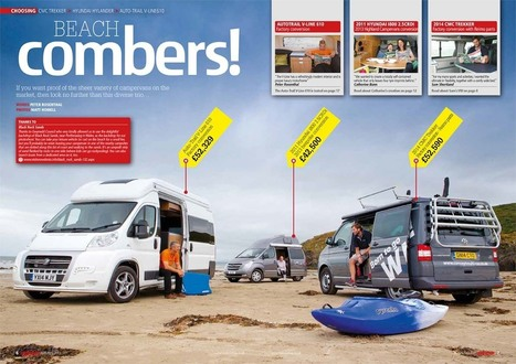Issue two of Campervan magazine goes on sale - Out And About Live - Motorhome News | VW Camper and Bug | Scoop.it