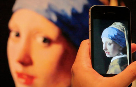 Augmented-Reality App Brings Iconic Paintings To Life | Augmented Reality & VR Tools and News | Scoop.it