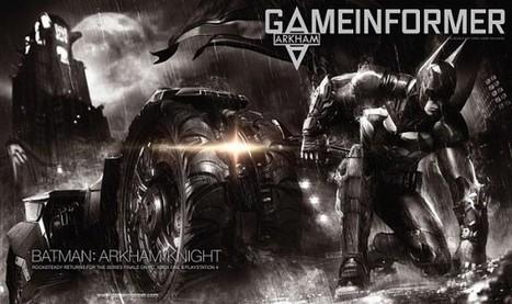 Batman Arkham Knight enfin dévoilé avec un premier trailer | Actu PS4 | Scoop.it