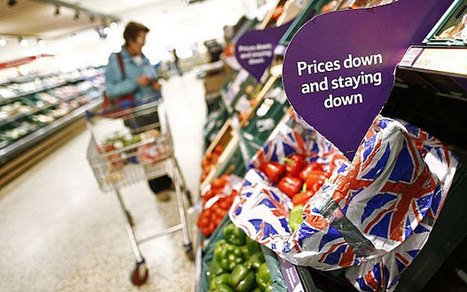Why we must not gloat about the extraordinary downfall of Tesco - Telegraph | Strategic Management Analysis: Tesco and the supermarket industry in the UK | Scoop.it
