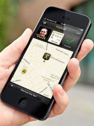 Un 'app' ayuda a los ciegos a moverse en taxi por la ciudad | Ingeniería Biomédica | Scoop.it