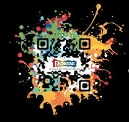 Les QR-codes : jolis, mais pas trop | Geeks | Scoop.it