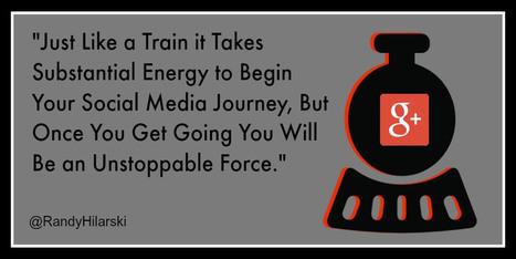 Hard Work Early On, Pays Off In Social Media! #SocialMedia #CaseStudy - @RandyHilarski   Social Influence   Scoop.it