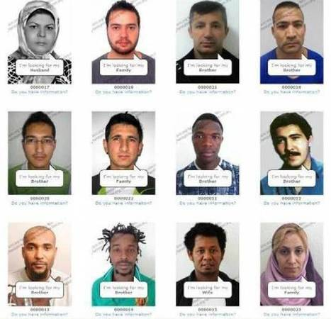 Le #CICR et la #CroixRouge du #Liban à la recherche des #migrants portés disparus - TraceTheFace.org #réfugiés | Infos en français | Scoop.it