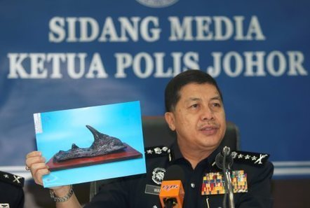 Johor Perhilitan chief nabbed for alleged rhino horn theft | Wildlife Trafficking: Who Does it? Allows it? | Scoop.it