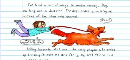 How Visual Thinking Improves Writing | 21st Century Literacy and Learning | Scoop.it