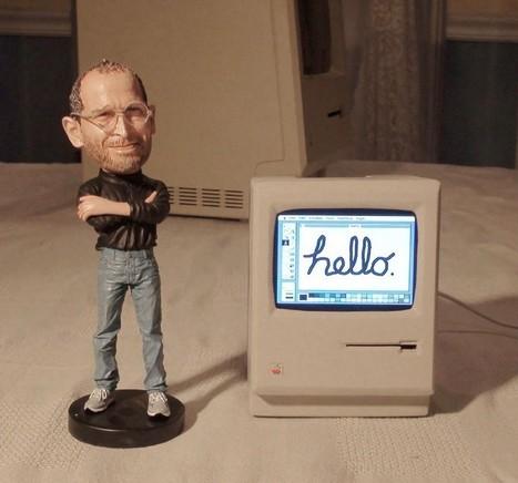 1/3 Scale Classic Macintosh Made With Raspberry Pi   pervasive computing   Scoop.it