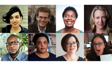 The 35 Writers Who Run the Literary Internet | Literature & Psychology | Scoop.it