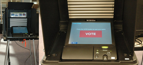Meet the e-voting machine so easy to hack, it will take your breath away | Nerd Vittles Daily Dump | Scoop.it