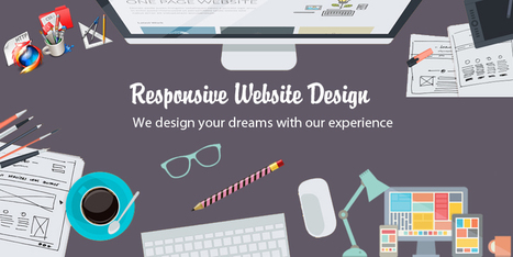 Reasons why Web Designers prefer responsive Web Designs for Websites | vrinsoft | Mobile Development @Vrinsofts | Scoop.it