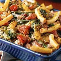 Chicken and broccoli pasta bake | Recipes | Scoop.it