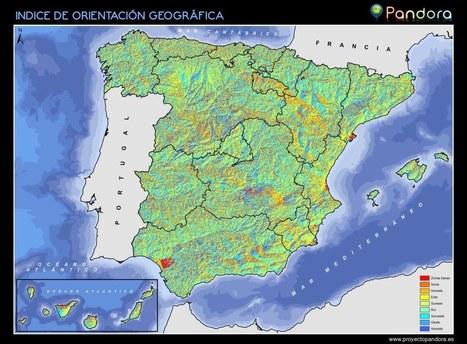 Índice de Orientación Geográfica | Territorio, Formación, Turismo Sostenible, Medio Ambiente y Cooperación al Desarrollo | Scoop.it